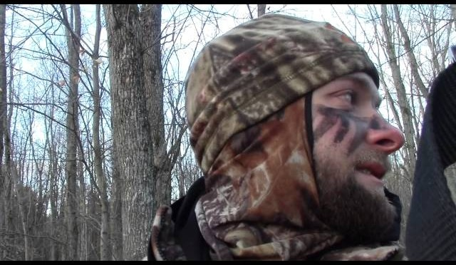 10 point archery whitetail hunt. Bow hunting The Rut. Big Buck Down THB '14 – 2
