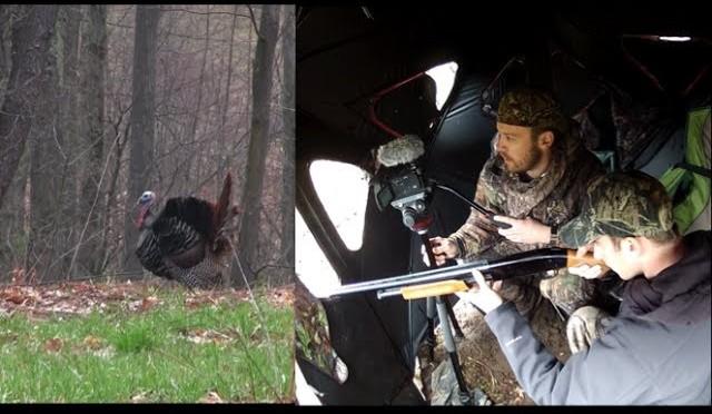2014 Michigan Turkey Hunt – Double Beard Gobbler HD