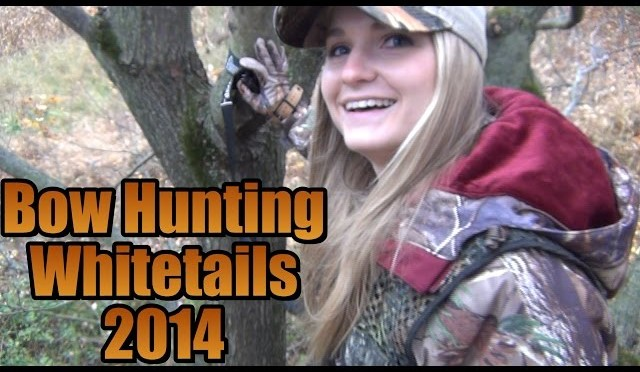 Archery Whitetail Deer Hunting 2014