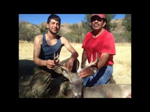 Arizona whitetail coues deer hunt (2013)
