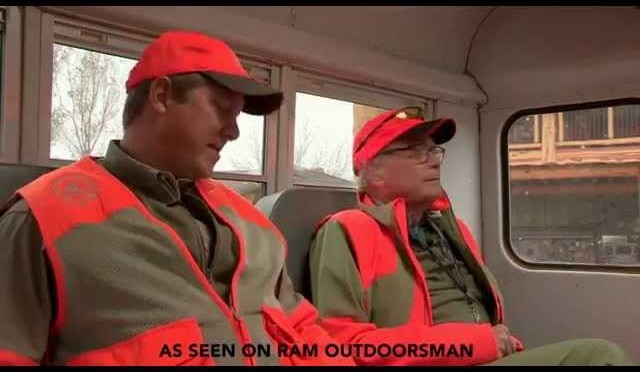 As Seen on Ram Outdoorsman: Pheasant Hunting Season Opening Day