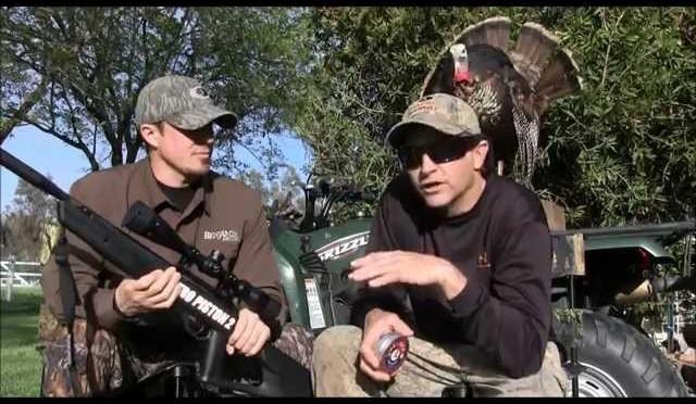 Benjamin Trail Nitro Piston 2 Review and Turkey Hunt- Spring 2014