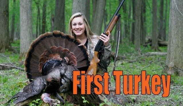 First Turkey Hunt
