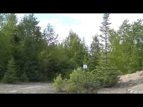 Moose Hunt Dany's Camp Zec des Passes, Quebec 2014 (13) ATV A Cache