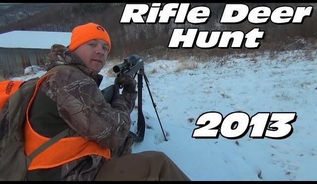 Rifle Deer Hunting 2013 Pennsylvania – Justin
