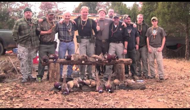Slingshot Pheasant Hunt Sneak Peek, Equip 2 Endure Events