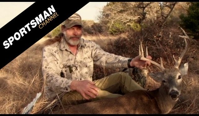 Ted Nugent Hunts Grandaddy Whitetails!
