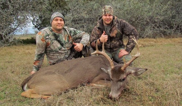 Texas Whitetail Deer Hunting 2 Kills with South Coast Safaris