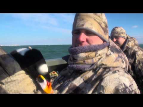 The Grind Waterfowl TV Sea Duck hunting with Pitboss Waterfowl Season 4