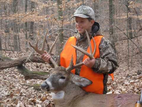 Trents First Indiana Whitetail Hunt