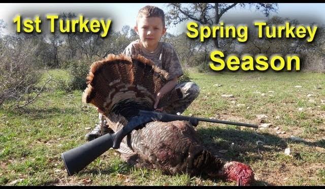 Turkey Hunting – Spring Season Youth Hunt