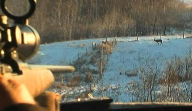 Wayne Pearson Hunts Trophy Whitetail Deer in Alberta Canada on Ultimate Outdoor Aventures