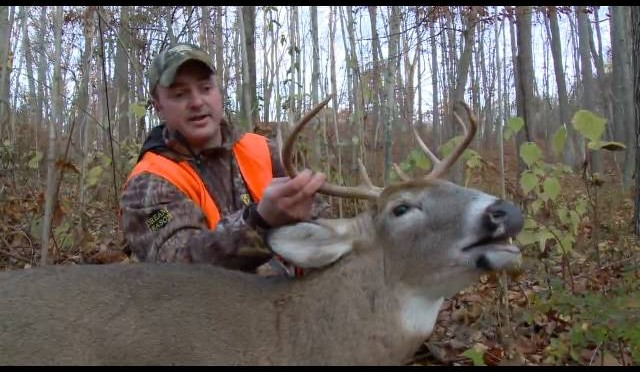 Whitetail Deer Hunt / 2009 CT Rifle Hunt / Real Outdoors TV