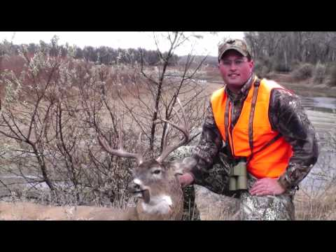 Yellowstone River Whitetail Deer Hunt – Montana – 2009
