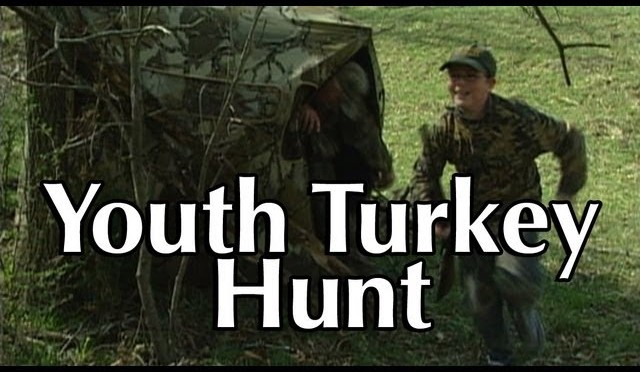 Youth Turkey Hunt – This Kid is Good!