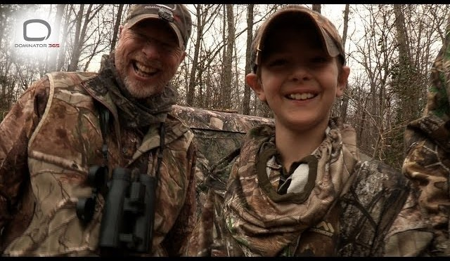 Youth Turkey Hunt With Kidz Outdoors