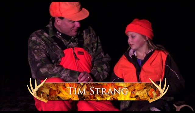 Deer Hunt Wisconsin 2015 Strang Family Hunt