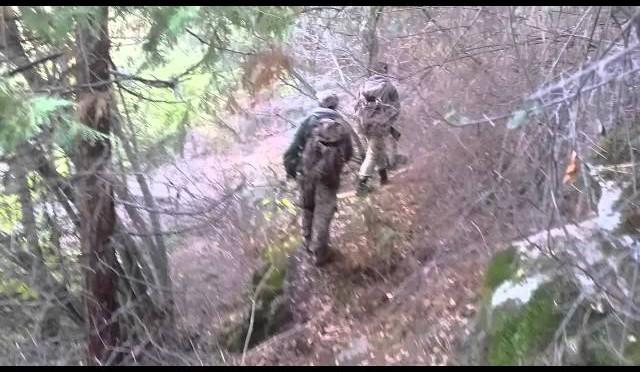 TEAM MONGOL Squirrel & Bear Hunt D7 2015