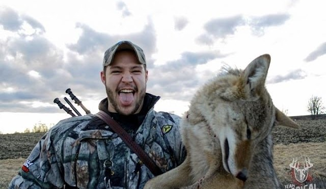 """Coyote Hunting """"Dirt Naps 2"""""""