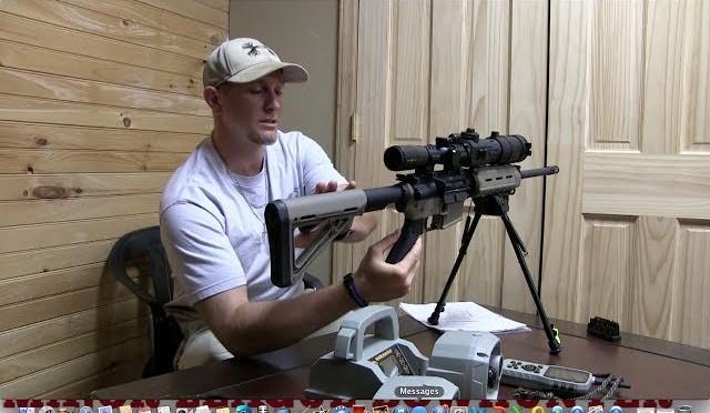 Coyote Hunting Equipment