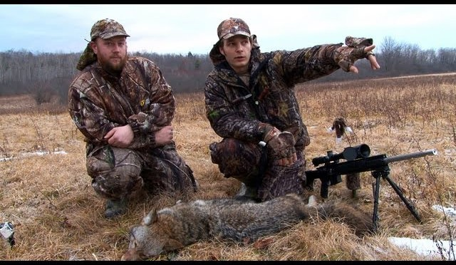 Coyote Hunting with AR-15: Invitation Only (DownWind Outdoors)