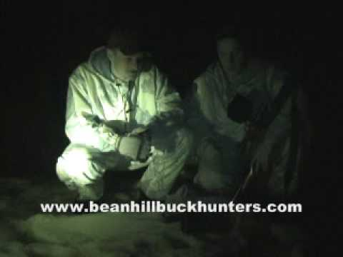 Eastern Coyote Hunting at Night with Electronic caller:  New York Fox