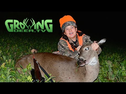 Deer Hunting: Bow Hunting & Youth Rifle With Two Deer Kills