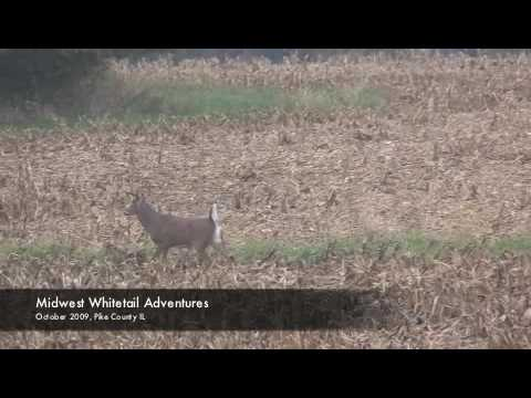 Field Journal:  Pike County Illinois with Midwest Whitetail Adventures