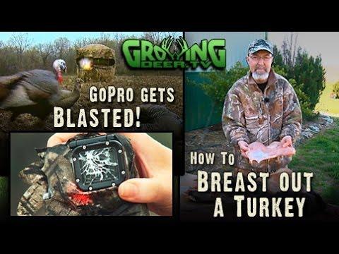 Kansas Turkey Hunt Plus How To Remove The Turkey Breast