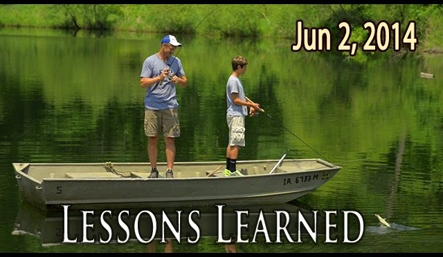 Lessons Learned June 2, 2014