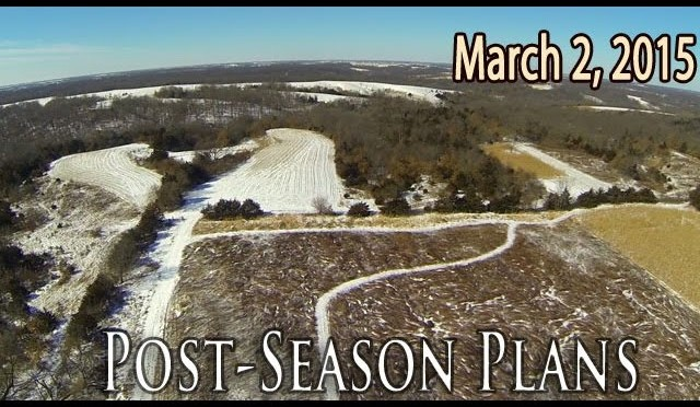 Midwest Whietetail | Scouting Properties & Predator Hunting