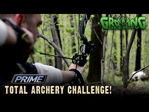 Prime Archery Challenge Plus Turkey Hunting: Tagging A Tom!