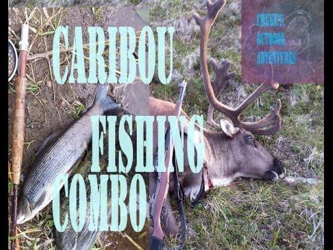 Caribou Grayling Combo