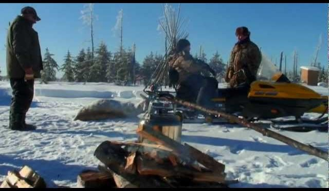 Caribou Hunting with a Cree Family – Eastmain