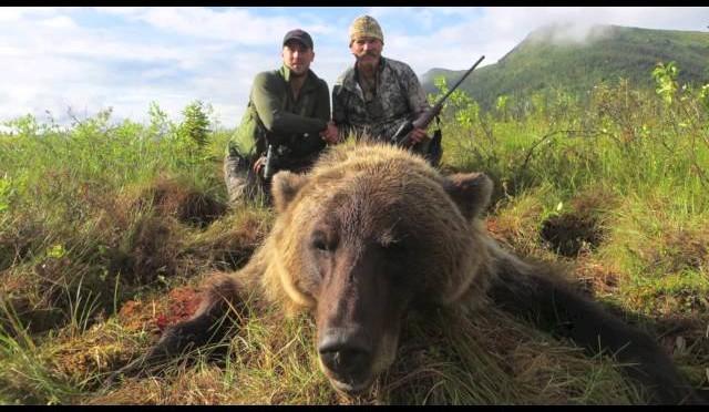 HUNTING ALASKA: Grizzly Bear, Moose, Dall Sheep, and Caribou