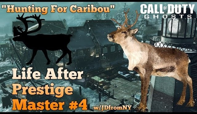 """Hunting For Caribou"" 