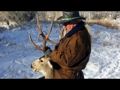 Hunting in Wyoming with Bradly and family,Bighorn,Lion,Elk,Deer,More