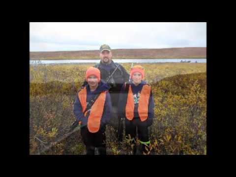 Maclaren River Caribou Hunt 2014