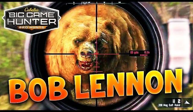 ON VA CHASSER L'CARIBOU !!! – Big Game Hunter avec Bob Lennon