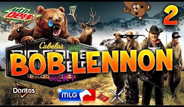 ON VA CHASSER L'CARIBOU !!! – Ep.2 – Big Game Hunter avec Bob Lennon
