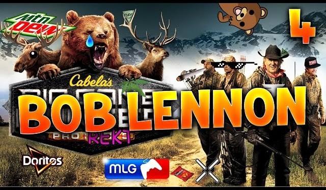 ON VA CHASSER L'CARIBOU !!! – Ep.4 – Big Game Hunter avec Bob Lennon