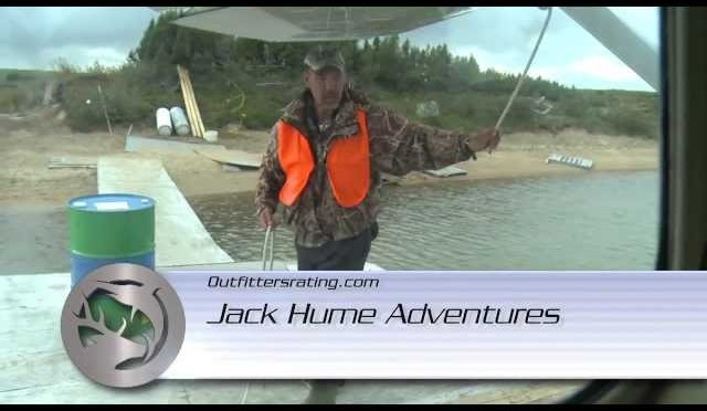 Outfitters Rating TV – S02/E02 – Jack Hume Adventures – Caribou