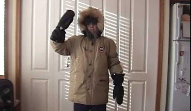 Prep. for Winter Caribou Hunt: (Ski Trekking)