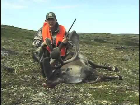 Ruger Rifles – Jack Hume Adventure Caribou Hunt with Randy and Will