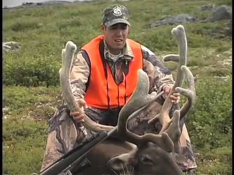 Ruger Rifles – Jack Hume Adventure Caribou Hunt with Ryan