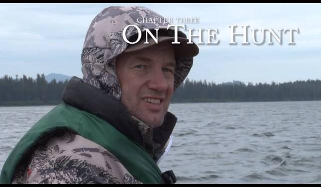 Alaskan Black Bear – Fresh Tracks with Randy Newberg (hunting)