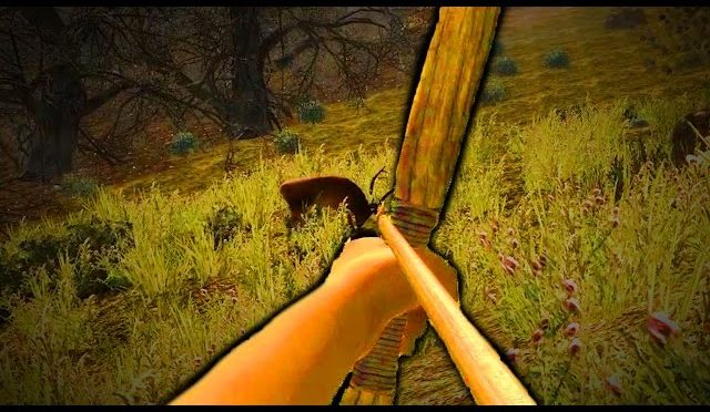 BOW HUNTING! 7 Days To Die #2 w/ Woofless and Vikkstar