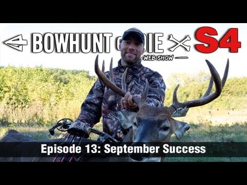 Bowhunt or Die – Season 04 Episiode 13: September Success