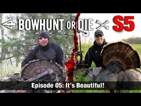 Bowhunt or Die Season 05 Episode 05 – It's Beautiful!