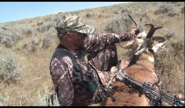 Bowhunt or Die – Season 2: Episode 8 – Wyoming Antelope Hunting